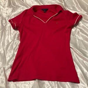 Tommy Hilfiger Woman Polo Shirt Size Small